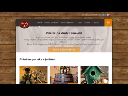 www.andyhome.sk