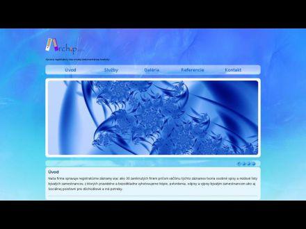 www.archip.sk
