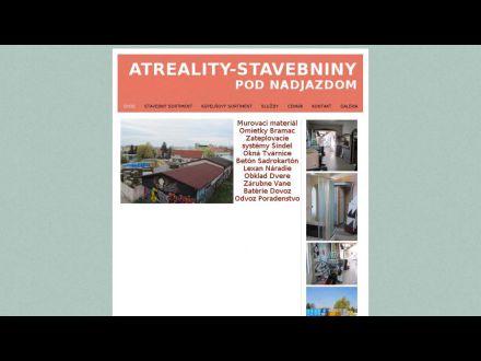 www.atreality-stavebniny.sk