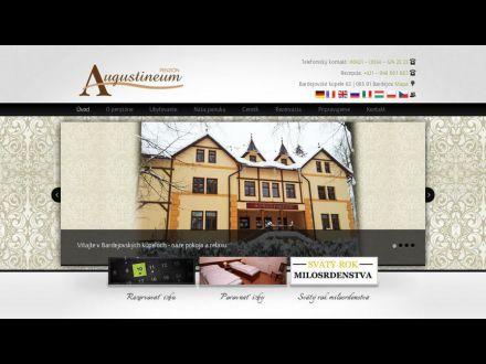 www.augustineum.sk