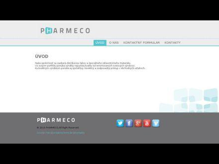 www.pharmeco.sk