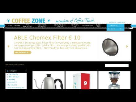 www.coffeezone.sk