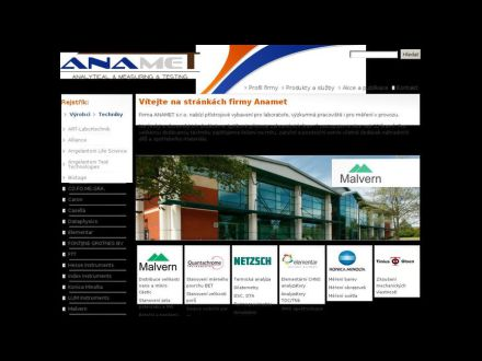 www.anamet.cz