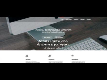 www.exonslovakia.sk