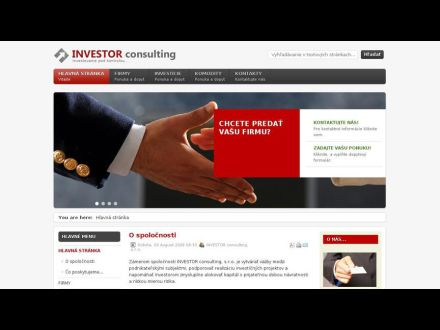 investorconsulting.sk