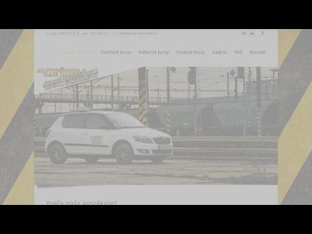 www.autoskolahorvath.sk