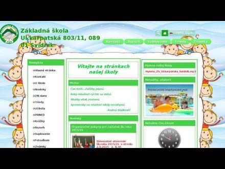 www.zskarpatskasv.edupage.org