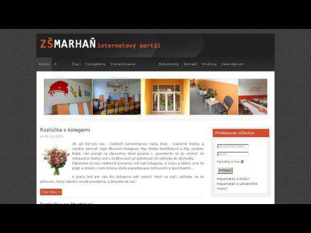 www.zsmarhan.edupage.org