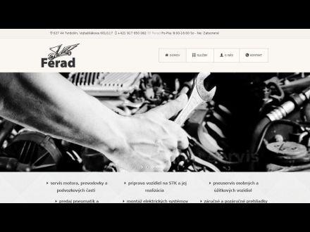 www.autoservisferad.sk
