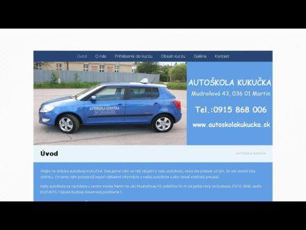 www.autoskolakukucka.sk