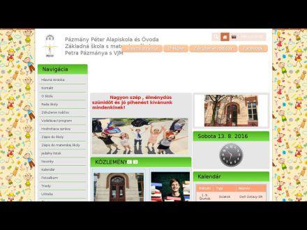 www.pazmanymta.edupage.org