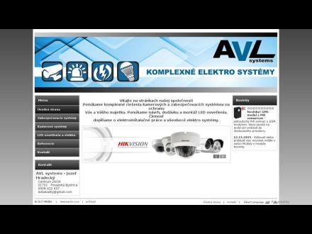 www.avlsystems.sk
