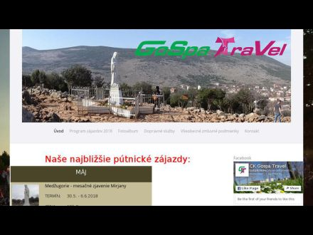 www.gospatravel.sk