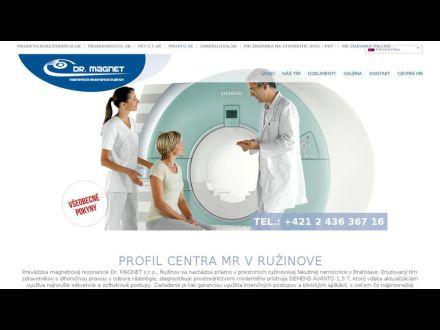 www.drmagnet.sk