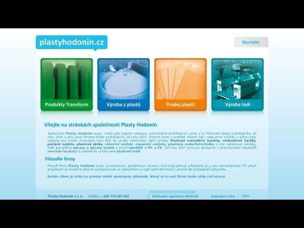 www.plastyhodonin.cz