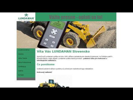 www.lundaman.sk