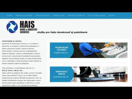 www.hais.sk
