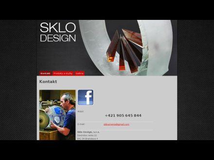 www.sklodesign.sk