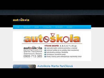 www.autoskola-pancikova.sk
