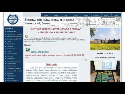 www.sostsurany.edupage.sk