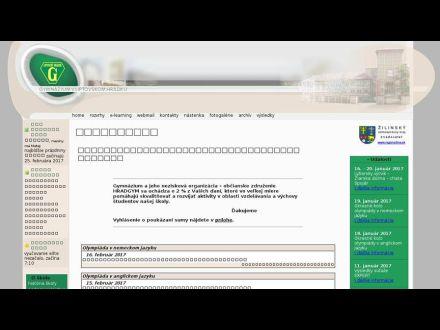 gymnaziumlh.edupage.org