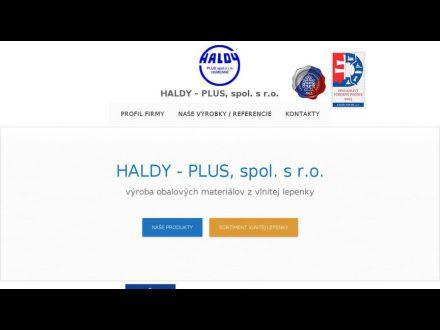 www.haldy.sk