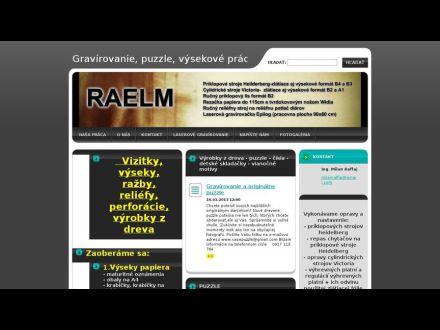 www.raelm.webnode.sk