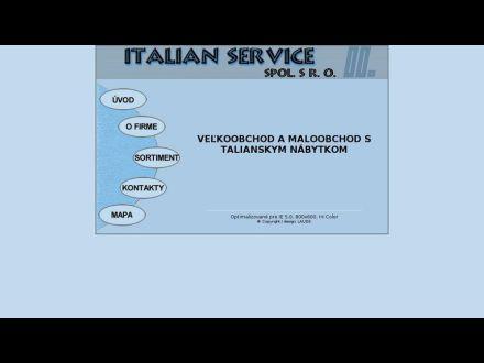 www.italianservice2.sk