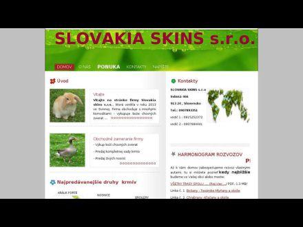 www.slovakiaskins.sk