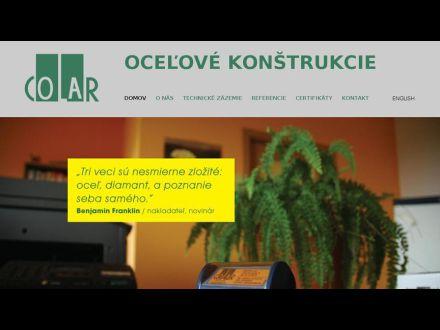www.colar.sk