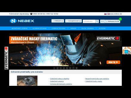 www.nebex.sk