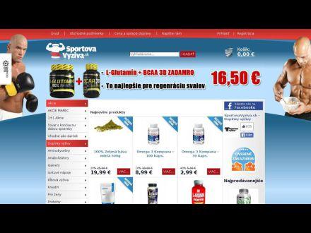 www.sportovavyziva.sk