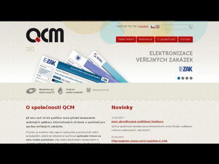 www.qcm.cz