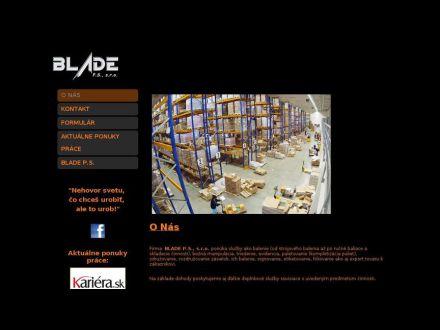 www.bladeagency.sk