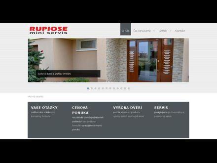 www.rupiose.sk