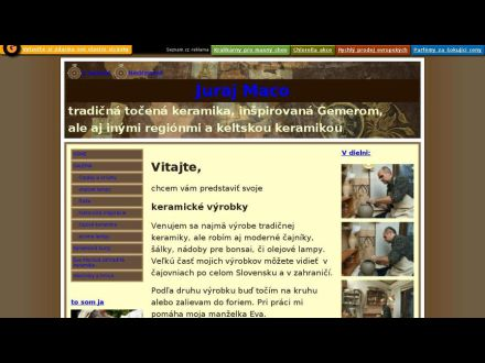 www.keramika-jurajmaco.mypage.cz