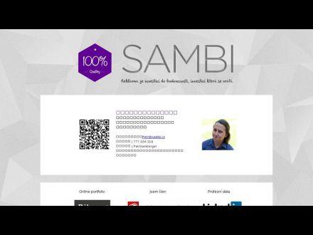 www.sambi.cz