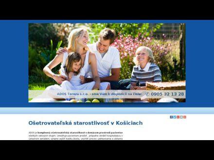 www.ados-terezakosice.sk