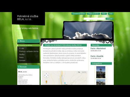 www.poslbela.sk