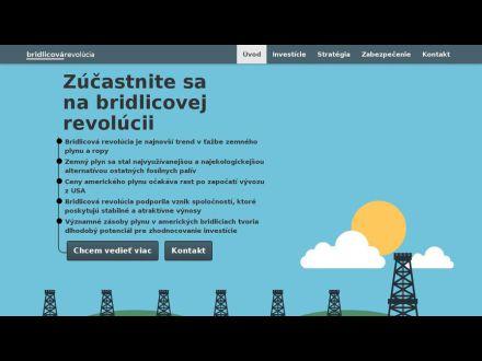 www.bridlicovarevolucia.sk