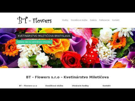 www.bt-flowers.sk