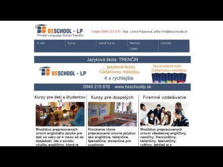 www.bsschoollp.sk