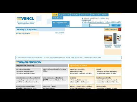 www.vencl.sk