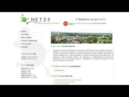 www.net25.sk