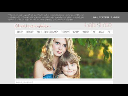 www.gabrielagasparovicova.sk/
