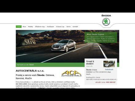 www.autocentrala.cz