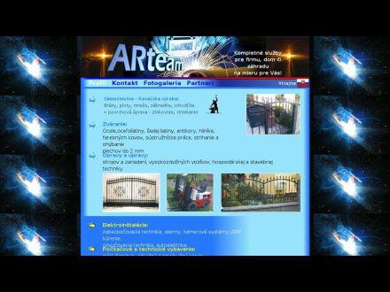 www.arteam.sk