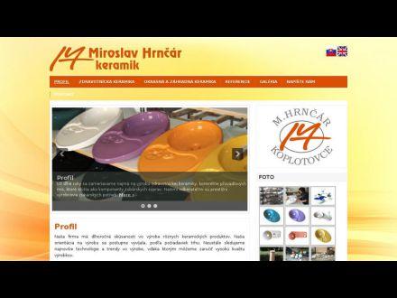 www.hrncar.sk