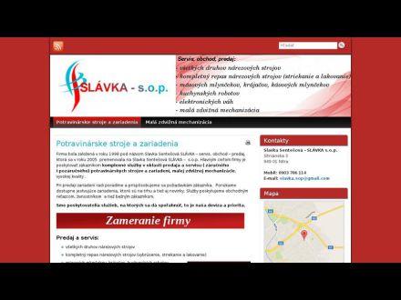 www.slavka-sop.eu