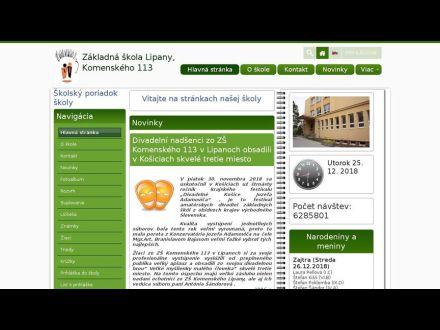 zslipany.edupage.org